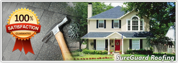SureGuard Roofing & Maintenace -Has Been Serving South/East Michigan Since 1989 - On Commercail -Residential Building and Homes for Roofing ,Repairs , Gutter Replacement, Siding Replacement , and full line of Maintenance - Oxford-Clarkston-Lake Orion- Rochester -Troy-Sterling hgts Exc. Call Today for a Free Estiamte .