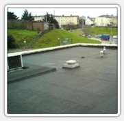 Commercial Flat EPDM Roofing System , New and Roofing Repairs in Oxford MI