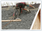 Roofng instalation on a house - with Demitonal Shinlges and some Repairs on the Flat roofing area , Guaranteed - Call for your free roofing estimate in lake orion - oxford - rochester- troy-clarkston- oakland twp. orion twp. the south / east michigan